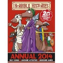 Annual 2014 (horrible Histories) - Used