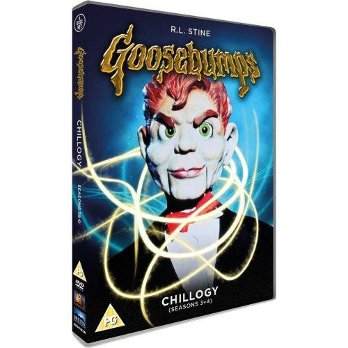 Goosebumps - Chillogy DVD [2016]