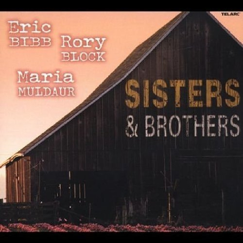 Eric Bibb - Sisters and Brothers [CD]