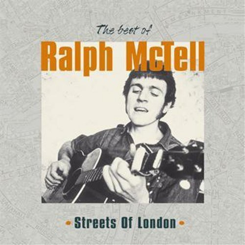 Ralph Mctell - Streets of London - Best of [CD]
