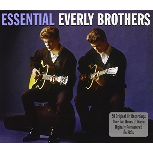Everly Brothers - Essential: Everly Brothers [CD]