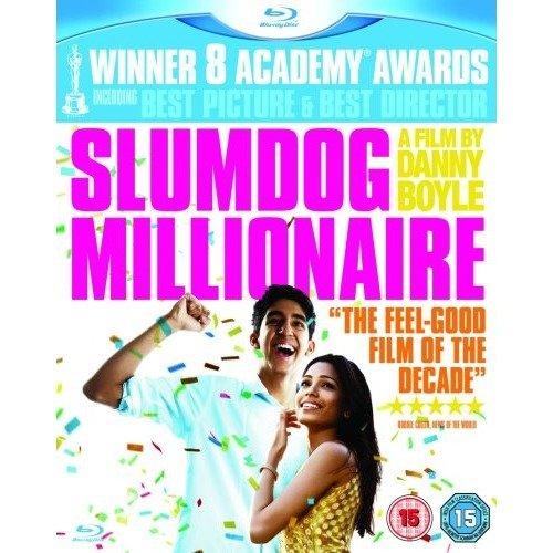 Slumdog Millionaire Blu-Ray [2009]