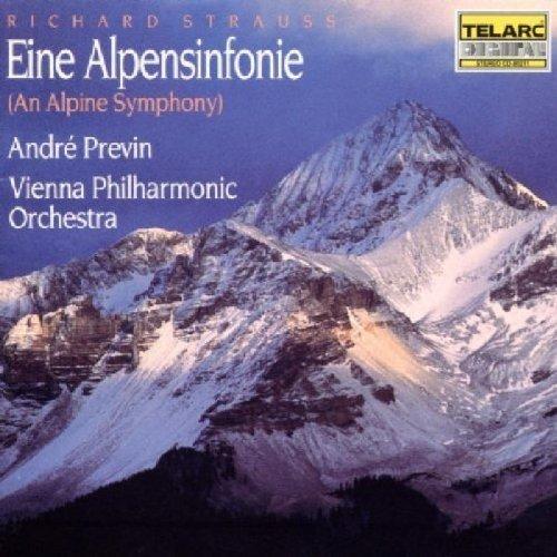Vienna Phil Orch/previn - Strauss: Alpine Symphony [CD]