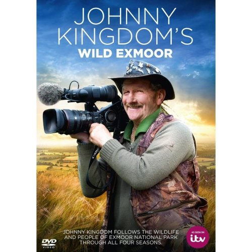 Johnny Kingdoms - Wild Exmoor DVD [2015]