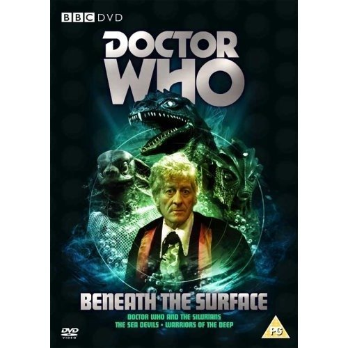 Doctor Who - Beneath The Surface Boxset DVD [2008]