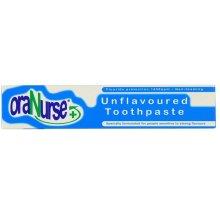 Oranurse 50ml Unflavoured Toothpaste