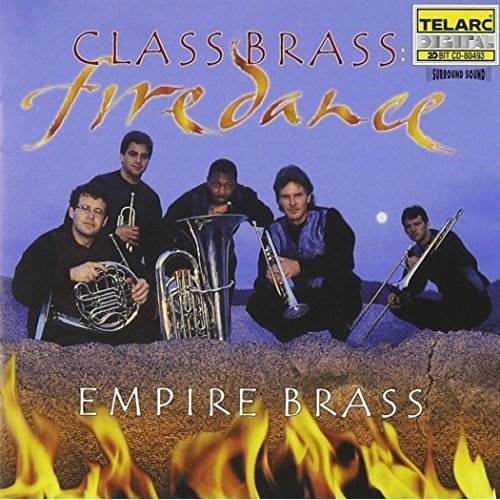 Aurice Ravel - Classic Brass - Firedance [import] [CD]