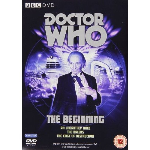 Doctor Who - The Beginning Boxset DVD [2006]