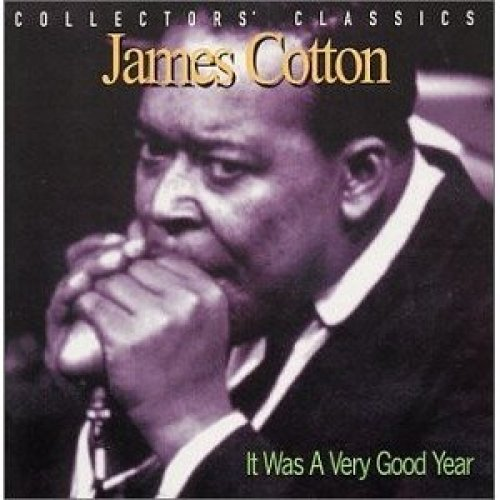 James Cotton - It Was a Very Good Year [CD]
