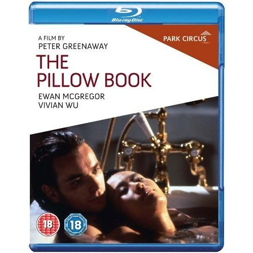 The Pillow Book Blu-Ray [2011]