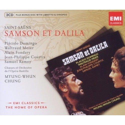 Myung-whun Chung - Saint-saens: Samson Et Dalila [CD]