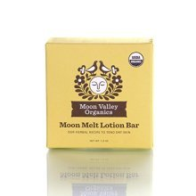 Moon Valley Organics - Moon Melt Lotion Bar - 1.9 Oz - Lemon Vanilla