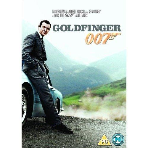 007 Bond - Goldfinger DVD [2012]