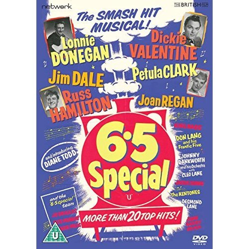 Six-Five-Special DVD [2015]