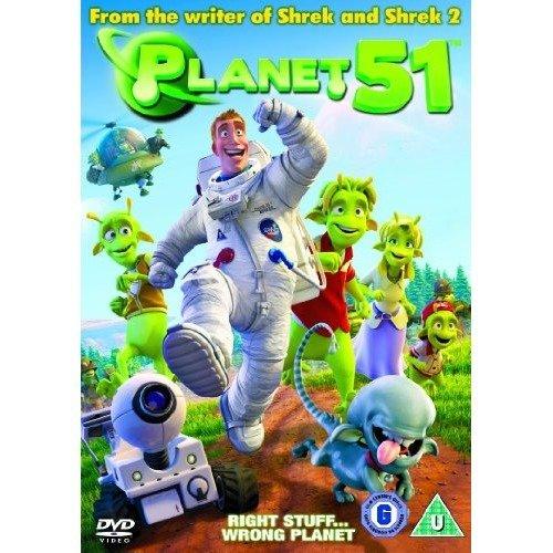 Planet 51 DVD [2010]