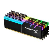 32GB (8GBx4) G.SKILL Trident Z RGB PC Desktop Memory DDR4 PC4-25600 3200MHz
