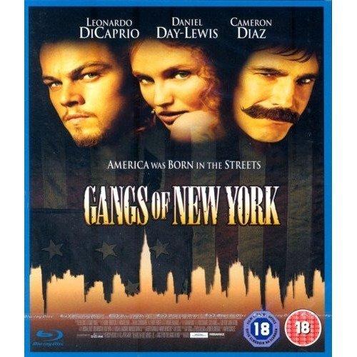Gangs Of New York Blu-Ray [2007]