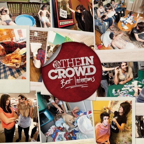 We Are the in Crowd - Best Intentions [CD]