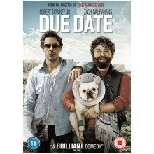 Due Date DVD [2011]