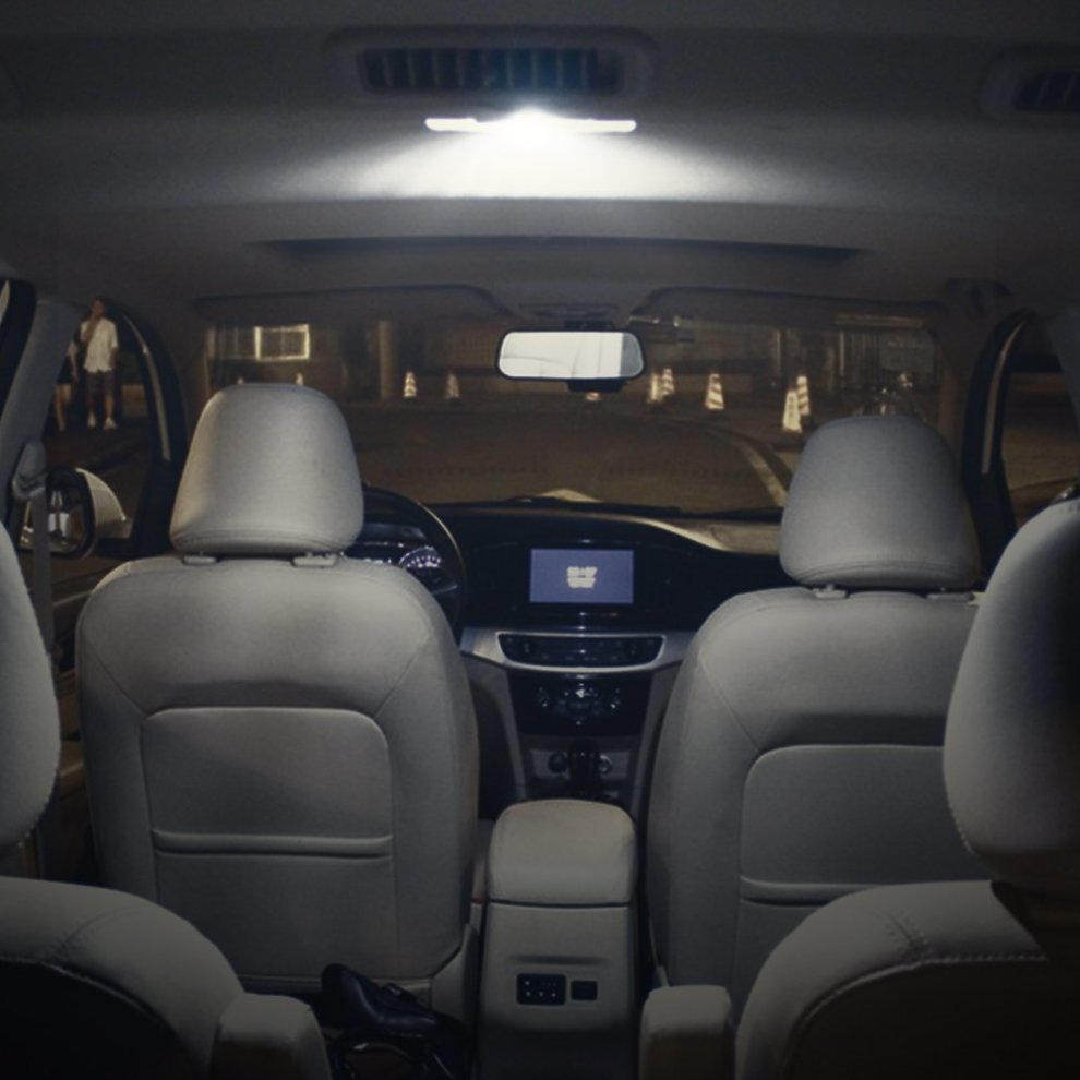 42mm Error Free Car Bulbs C5W Festoon Dome LED Lights CANBUS 4 SMD Interior