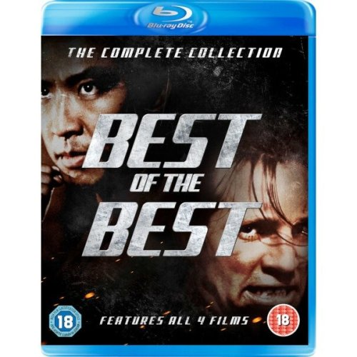 Best Of The Best - The Complete (4 Films) Collection Blu-Ray [2016]