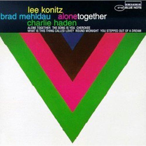 Lee Konitz - Alone Together [CD]