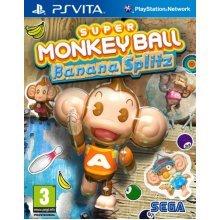 Super Monkey Ball: Banana Splitz (PS Vita) - Used