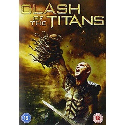 Clash Of The Titans DVD [2010]