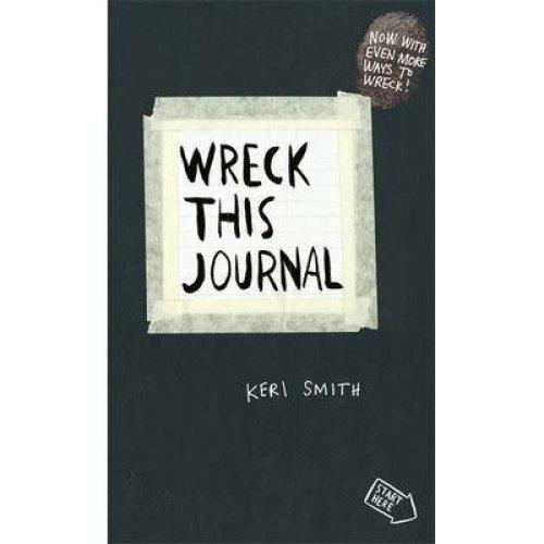 Keri Smith - Wreck This Journal