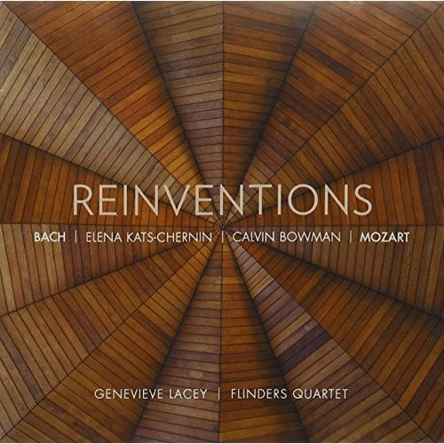 Lacey Genevieve;flinders Qtet - Reinventions [CD]
