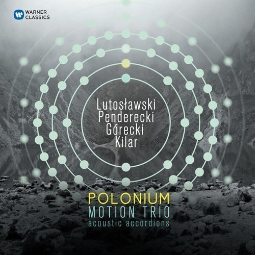 Motion Trio - Polonium [CD]