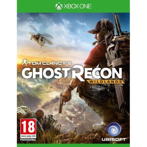 Tom Clancy's Ghost Recon: Wildlands - Used