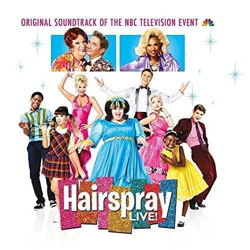 Original Television Cast of Hairspray Live! - Hairspray Live! Original Soundtrack of the Nbc Television Event [CD]