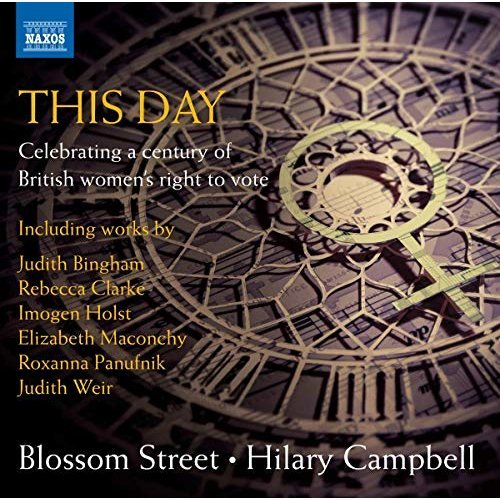 Blossom Street - This Day  [Blossom Street; Hilary Campbell; Hilary Campbell] [Naxos: 8573991] [CD]