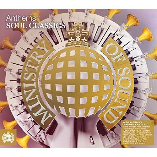 Anthems Soul Classics (3cd)