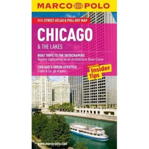 Chicago & the Lakes Marco Polo Guide