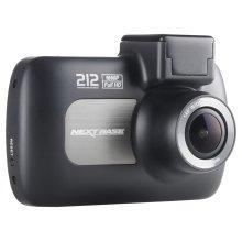 Nextbase 212 Lite 1080p Full HD DVR Dashboard Digital Driving Video Recorder In Car Dash Camera Black,87 x 58 x 19 mm (37mm inc lens)