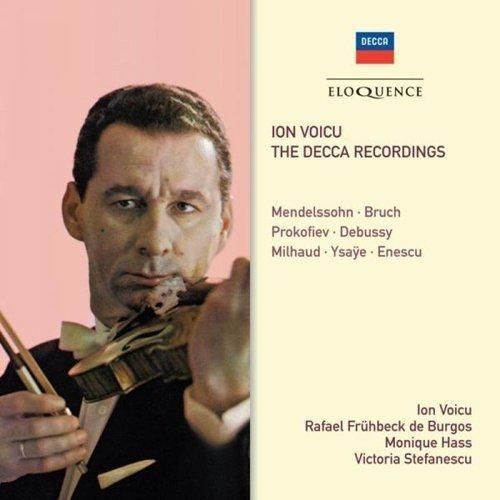Voicu Ion - Decca Recordings the [CD]