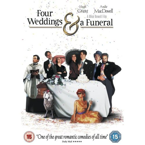 Four Weddings & A Funeral - Special Edition DVD [2004]