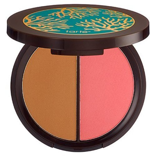 Tarte Limited Edition Power Couple Amazonian Clay Blush Bronzer Duo