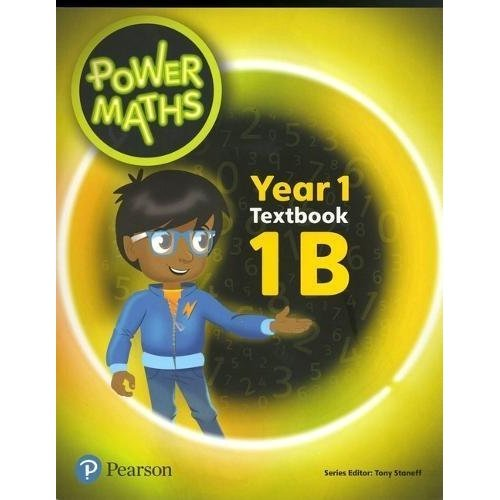 Power Maths Year 1 Textbook 1B (Power Maths Print)