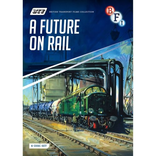 British Transport Films Collection - A Future On Rail DVD [2014]