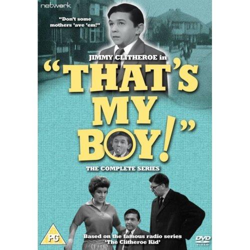 Jimmy Clitheroe - Thats My Boy DVD [2014]