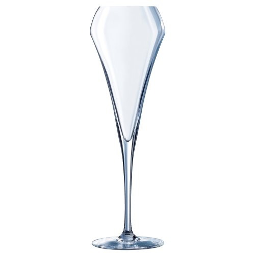 Chef & Sommelier Open Up Effervescent Champagne Flute, 200 ml, without Filling Mark, 6Glasses