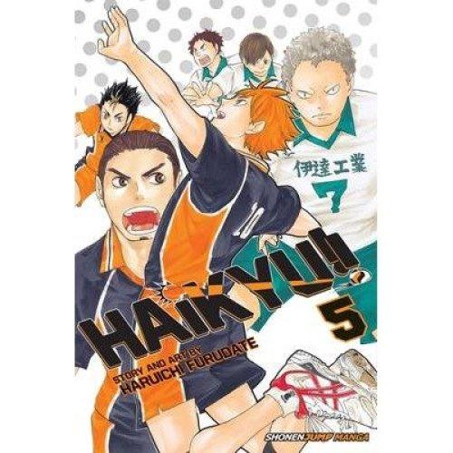 Haikyu!!: Vol. 5