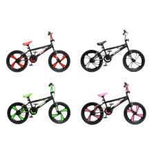 "XN BMX Freestyle 20"" MAG Wheel Kids Bike 4 Colours"