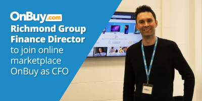 Richmond Group Finance Director To Join Online Marketplace OnBuy As CFO