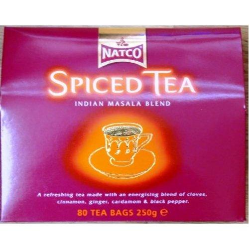 Natco Spice Tea 80s