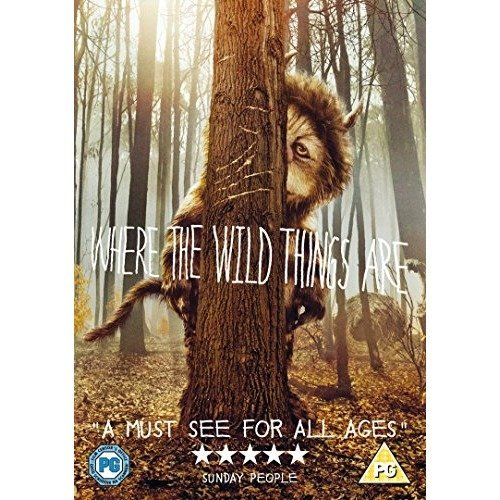 Where The Wild Things Are DVD [2010]