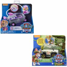 Paw Patrol Core Basic Vehicle With Figure (Styles Vary-One Supplied)